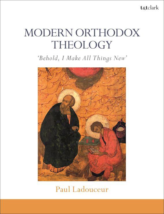 Modern Orthodox Theology cover