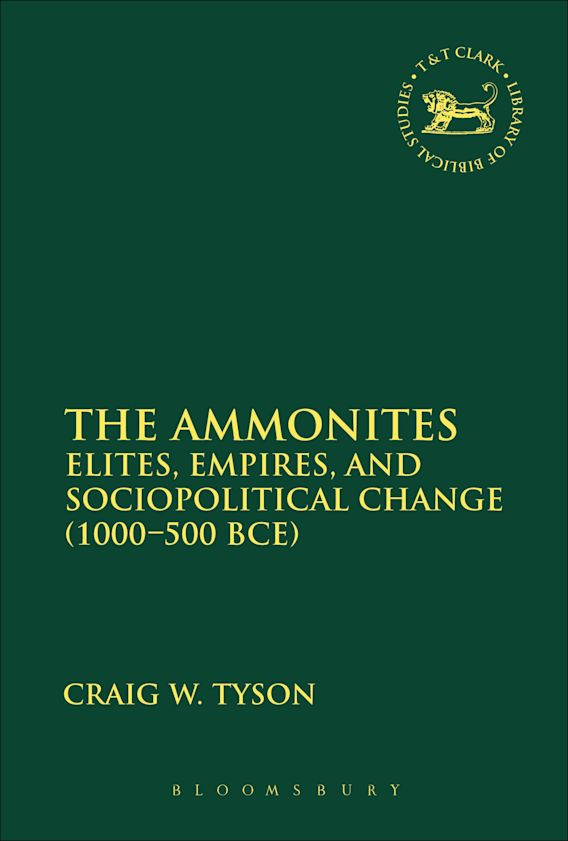 The Ammonites cover