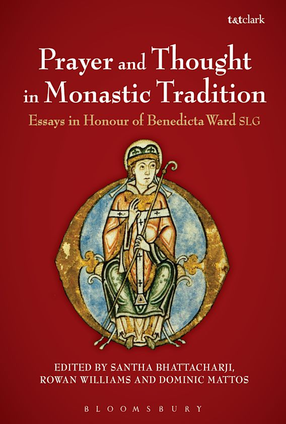 Prayer and Thought in Monastic Tradition cover
