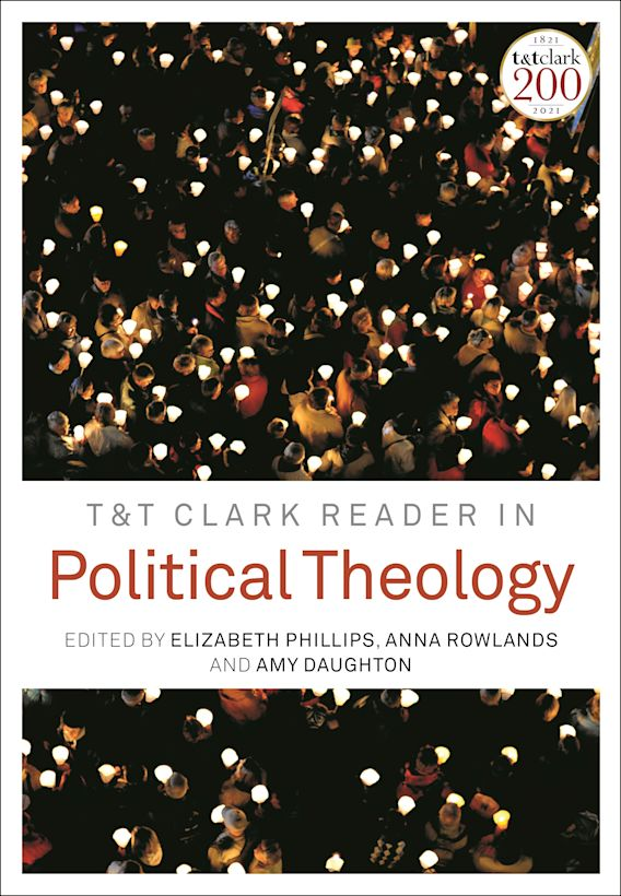 T&T Clark Reader in Political Theology cover