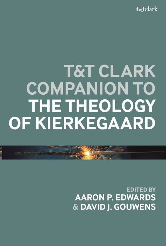 T&T Clark Companion to the Theology of Kierkegaard cover