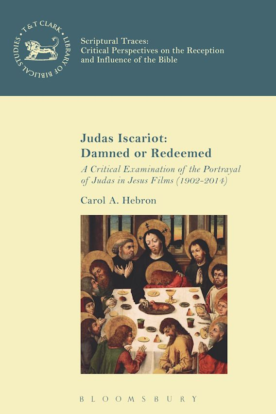 Judas Iscariot: Damned or Redeemed cover