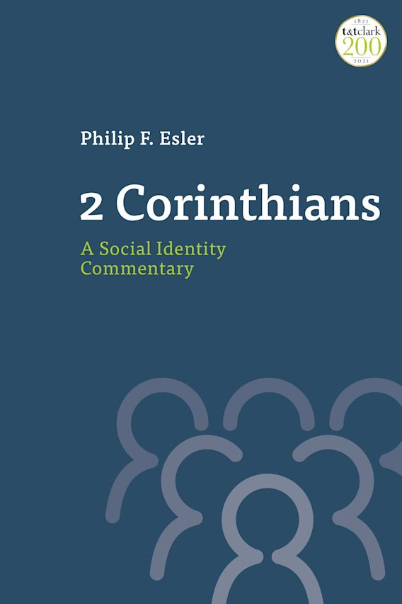 2 Corinthians: A Social Identity Commentary cover