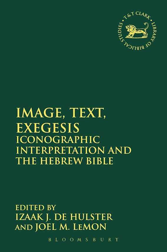 Image, Text, Exegesis cover