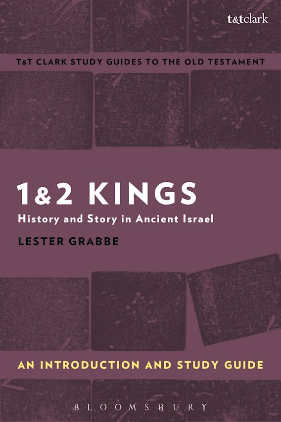 1 & 2 Kings: An Introduction and Study Guide cover