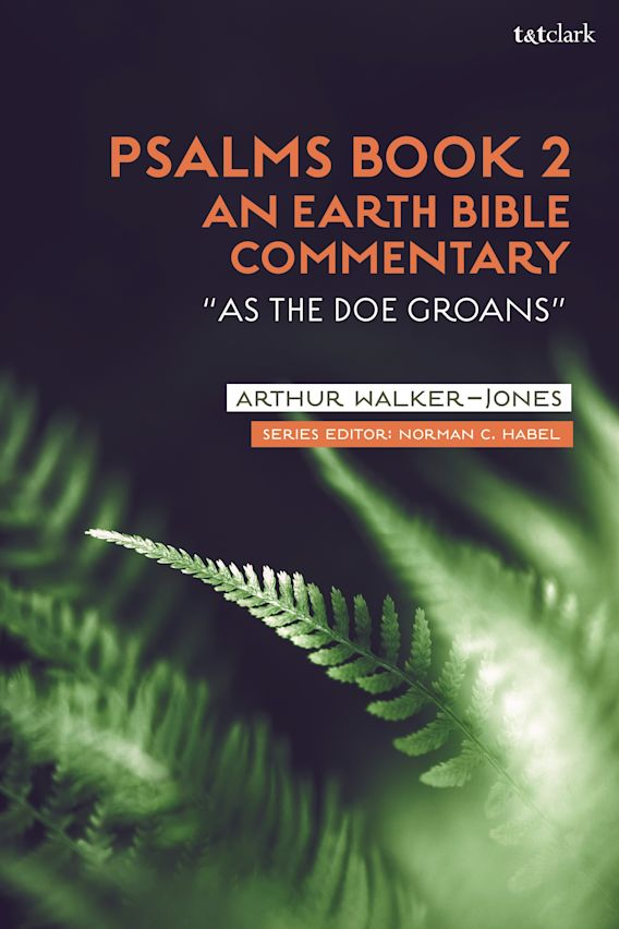 Psalms Book 2: An Earth Bible Commentary cover
