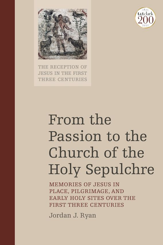 From the Passion to the Church of the Holy Sepulchre cover
