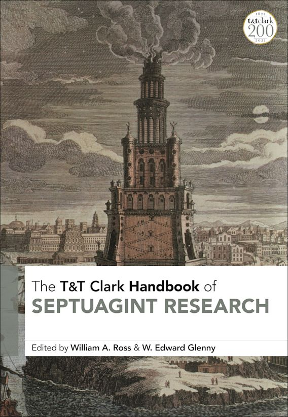 T&T Clark Handbook of Septuagint Research cover