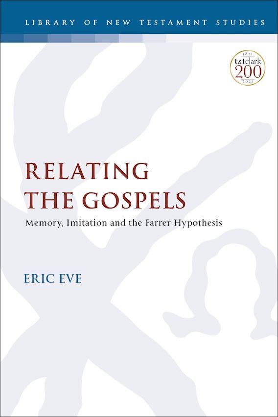 Relating the Gospels cover