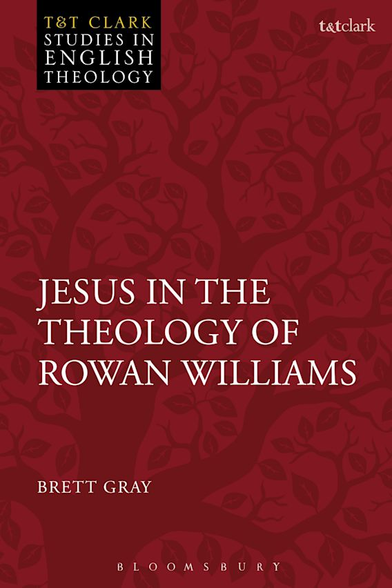Jesus in the Theology of Rowan Williams cover