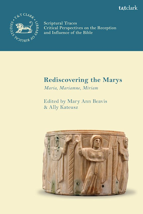 Rediscovering the Marys cover