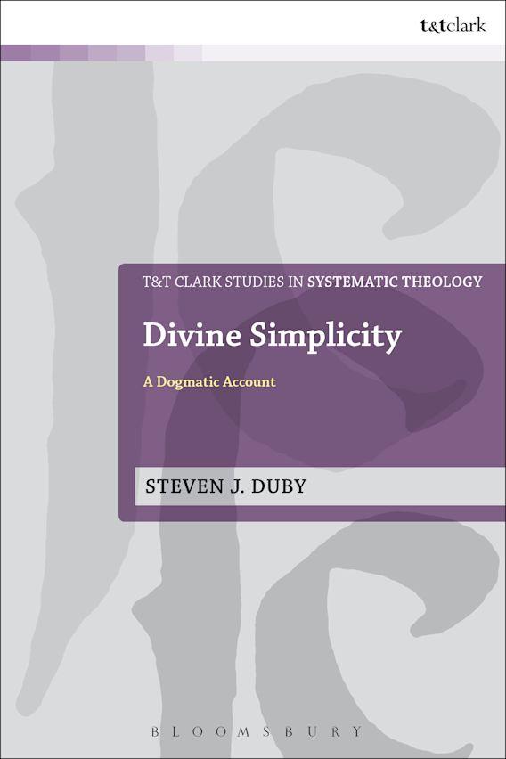 Divine Simplicity cover