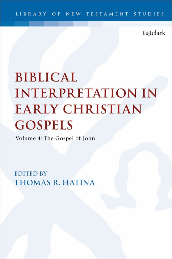 Biblical Interpretation in Early Christian Gospels cover