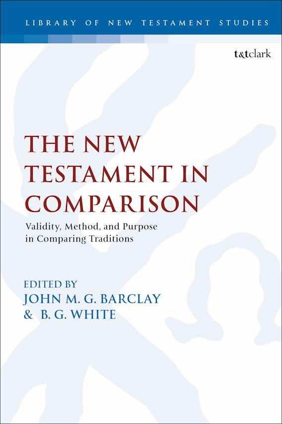 The New Testament in Comparison cover