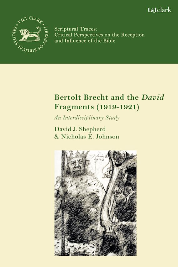 Bertolt Brecht and the David Fragments (1919-1921) cover