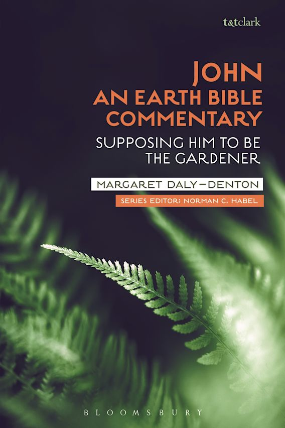 John: An Earth Bible Commentary cover