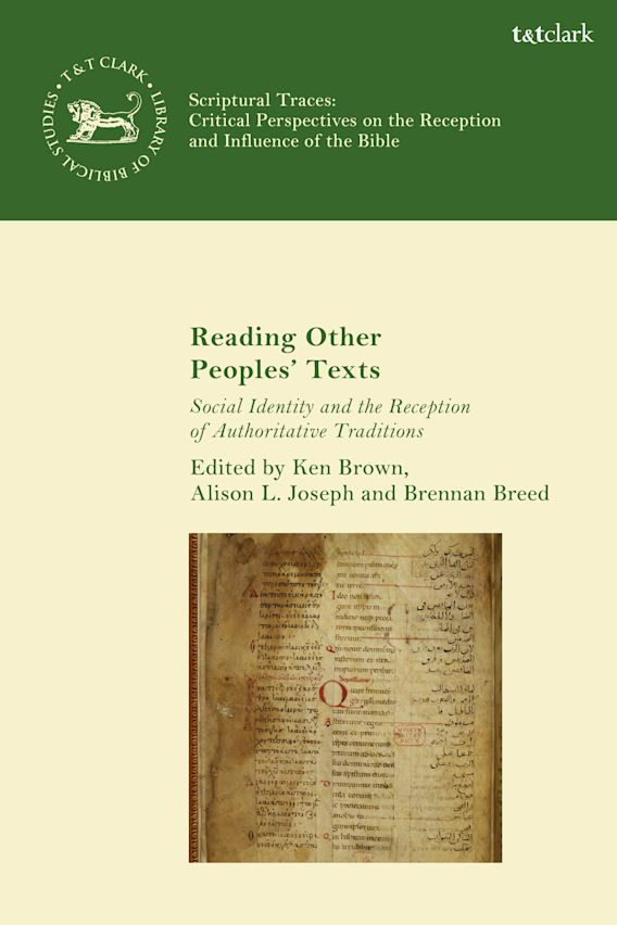 Reading Other Peoples' Texts cover