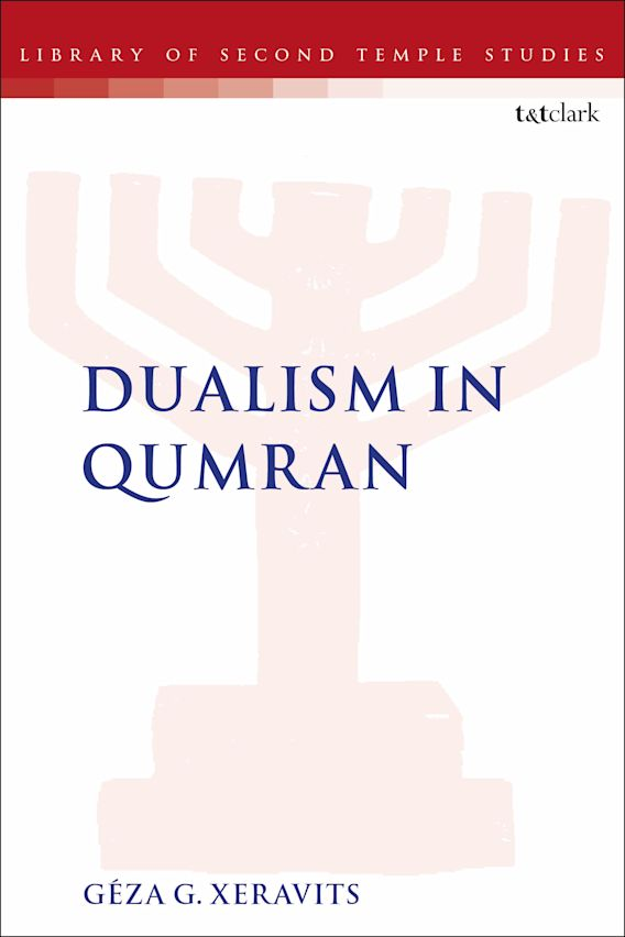 Dualism in Qumran cover