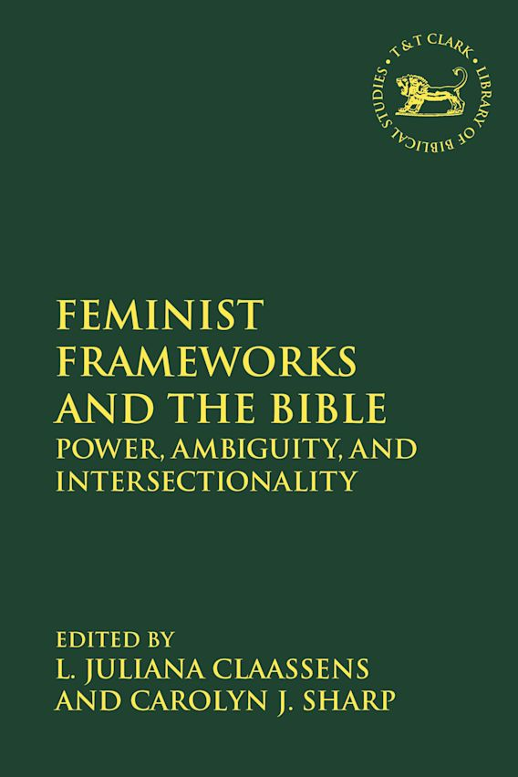 Feminist Frameworks and the Bible cover