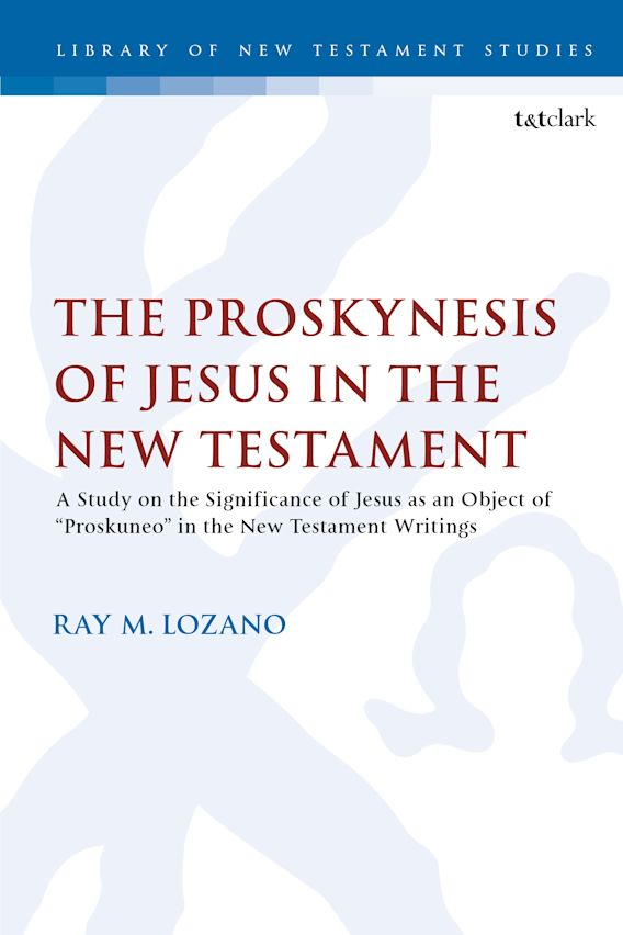 The Proskynesis of Jesus in the New Testament cover