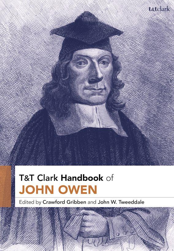 T&T Clark Handbook of John Owen cover
