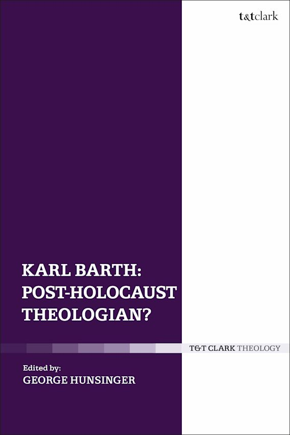 Karl Barth: Post-Holocaust Theologian? cover