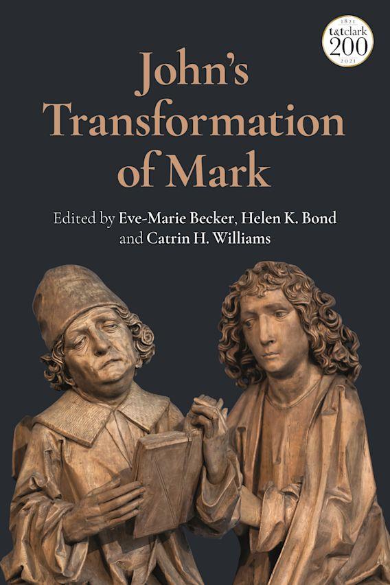 John's Transformation of Mark cover