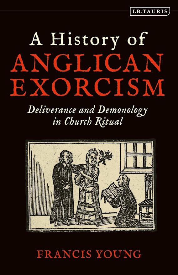 A History of Anglican Exorcism cover