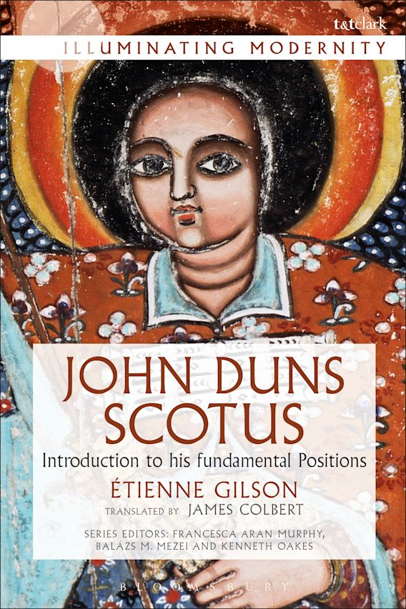 John Duns Scotus cover
