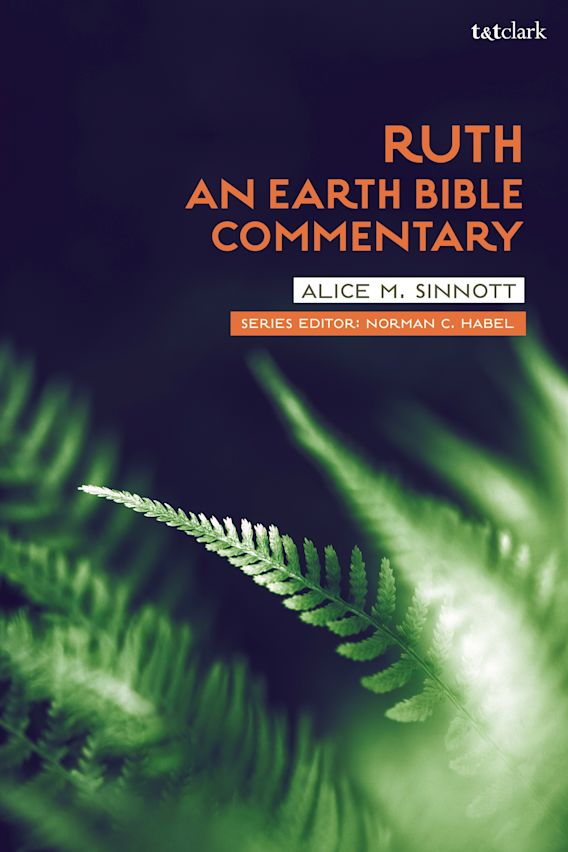Ruth: An Earth Bible Commentary cover