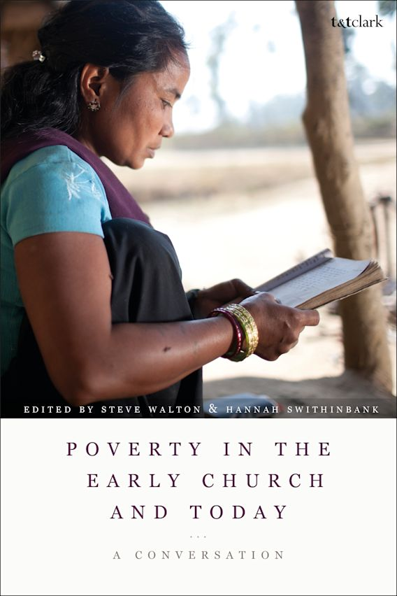 Poverty in the Early Church and Today cover