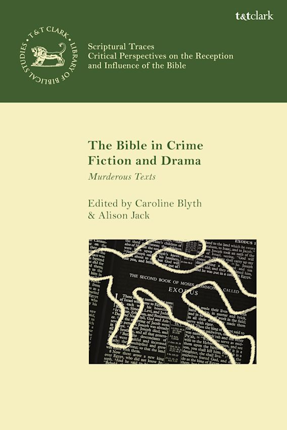 The Bible in Crime Fiction and Drama cover