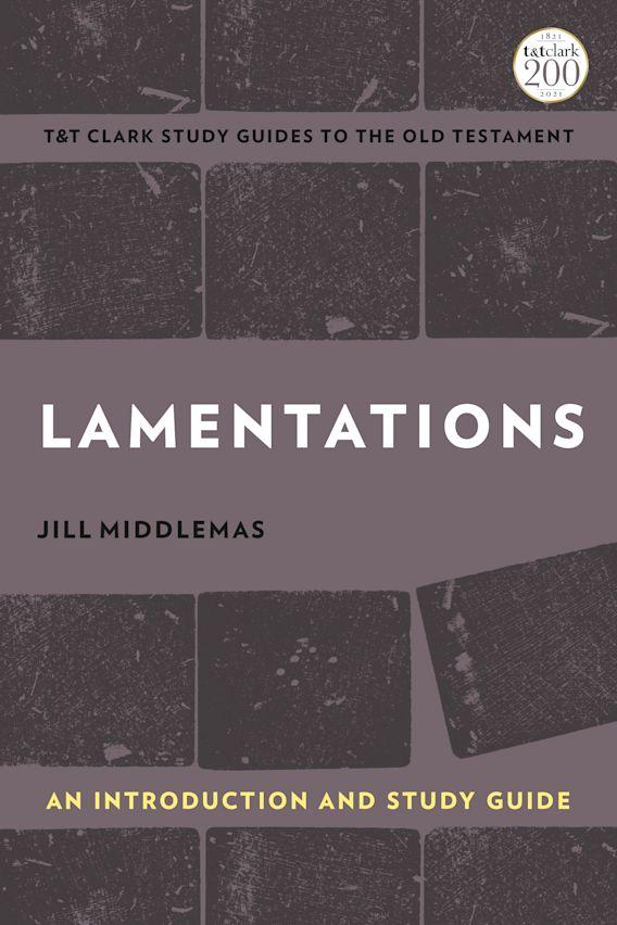 Lamentations cover