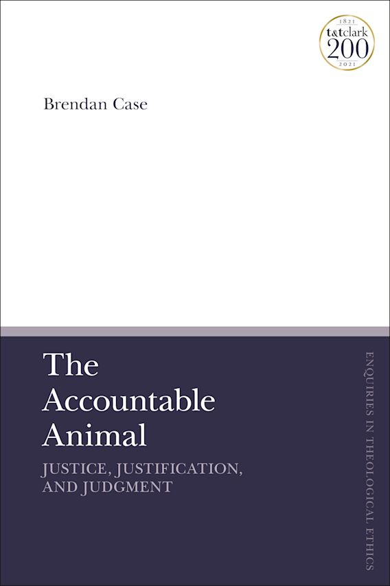 The Accountable Animal: Justice, Justification, and Judgment cover