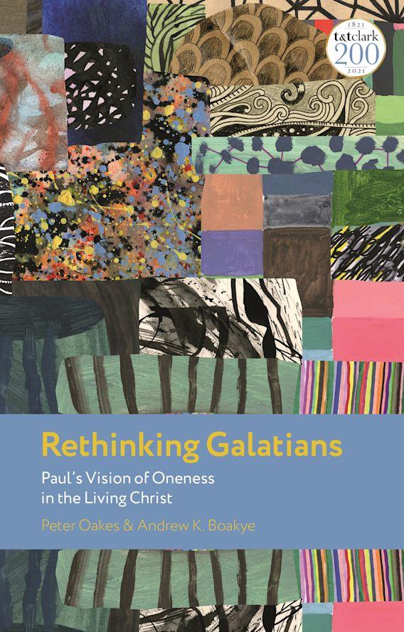 Rethinking Galatians cover