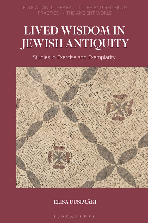 Lived Wisdom in Jewish Antiquity cover