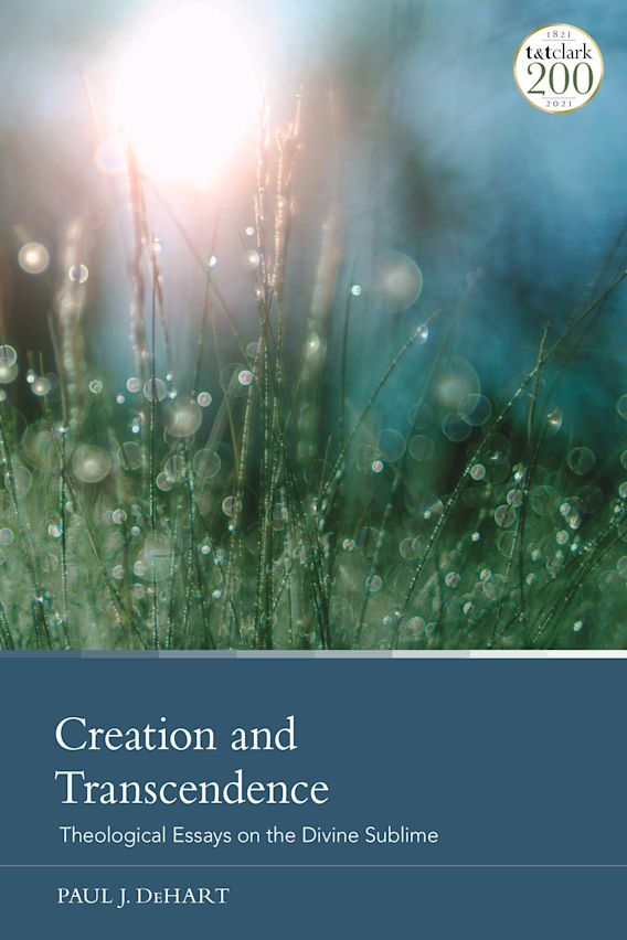 Creation and Transcendence cover