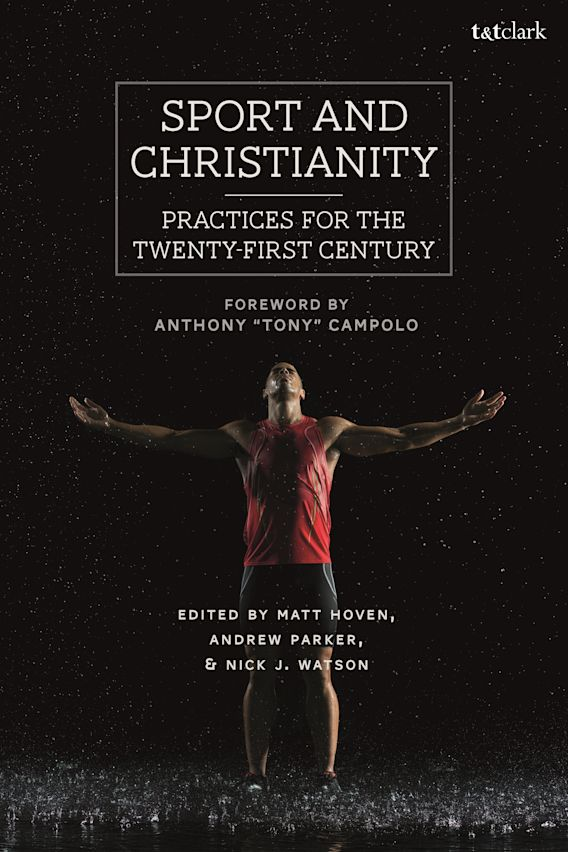 Sport and Christianity cover