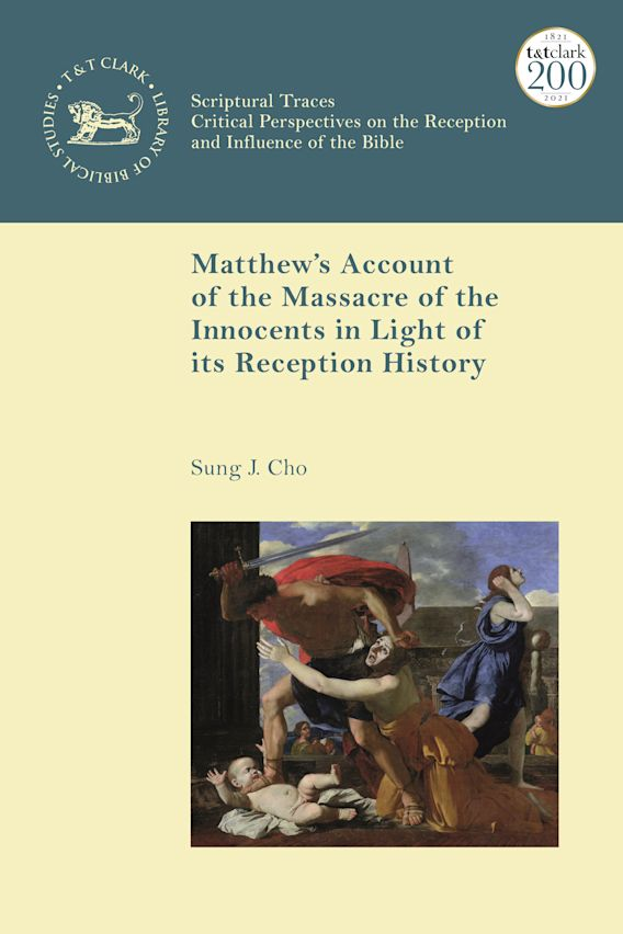 Matthew's Account of the Massacre of the Innocents in Light of its Reception History cover