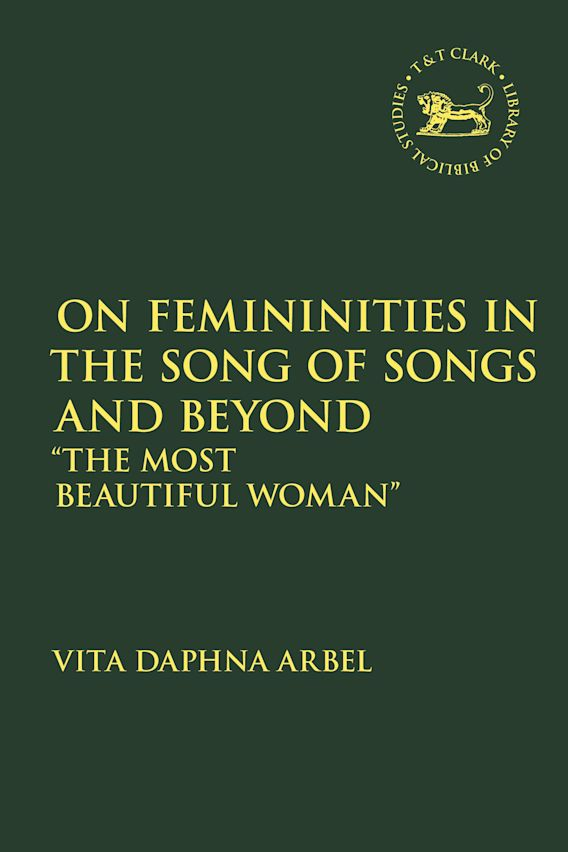 On Femininities in the Song of Songs and Beyond cover