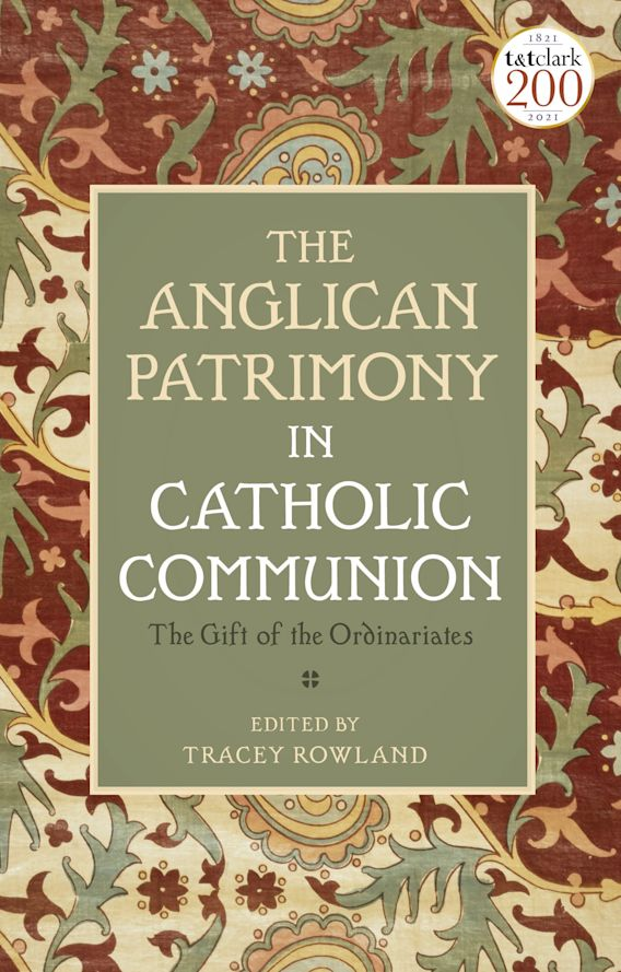 The Anglican Patrimony in Catholic Communion cover