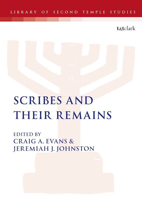Scribes and Their Remains cover