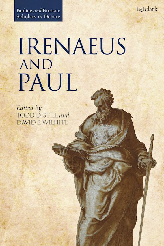 Irenaeus and Paul cover