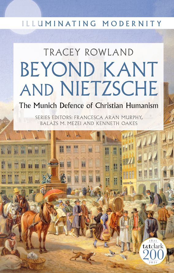 Beyond Kant and Nietzsche cover