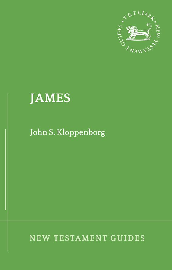 James (New Testament Guides) cover