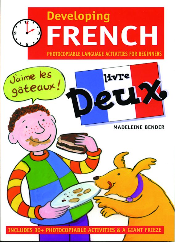 Developing French Livre Deux cover