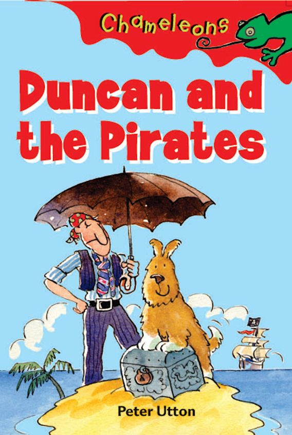 Duncan and the Pirates cover