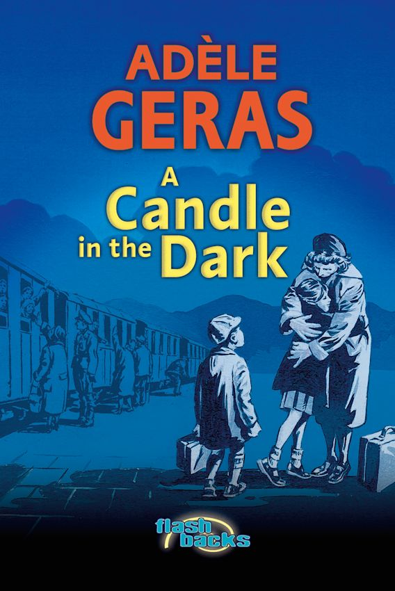 A Candle in the Dark cover