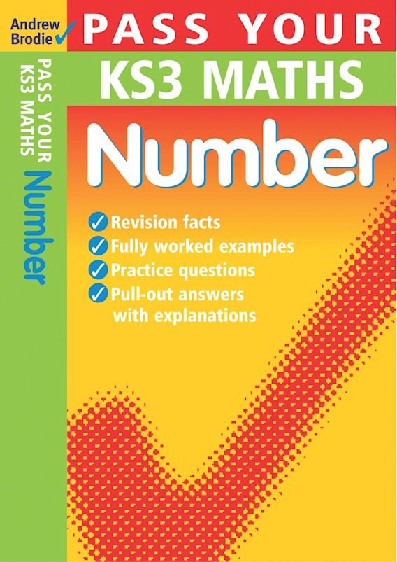 Pass Your KS3 Maths: Number cover