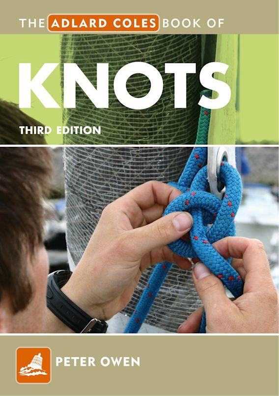 The Adlard Coles Book of Knots cover